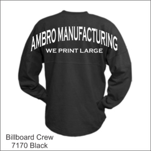 Billboard Crew Black