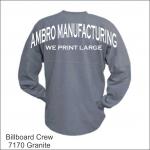 Billboard Crew Granite