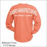 Billboard Crew Mango