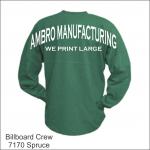 Billboard Crew Spruce