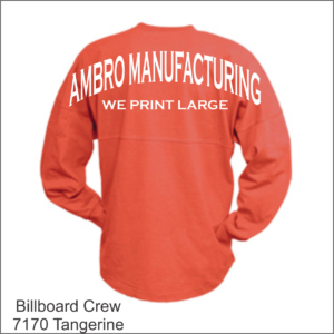 Billboard Crew Tangerine