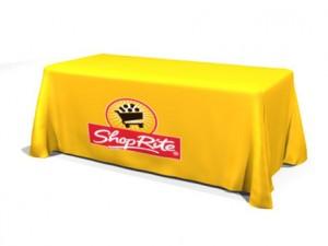 Logo Table Cloths