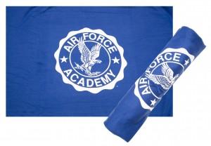 Stadium Blanket With Logo