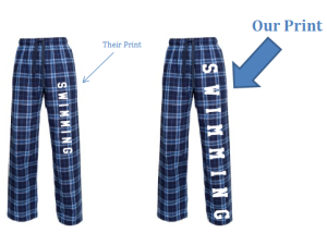 Custom Flannel Pants