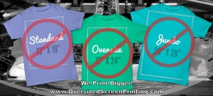 Jumbo Screen Printing
