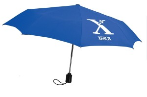 What are Screen Printed Umbrellas