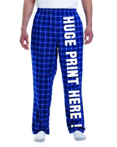 Custom Sweatpants Printing