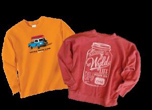 Custom Screen Printed T-shirts