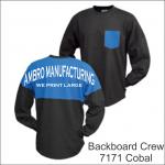Backboard Crew Cobal
