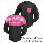 Backboard Crew Fuchsia