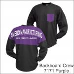 Backboard Crew Purple