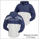 Billboard Hoodies Navy