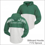 Billboard Hoodies Spruce