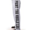 Custom Sweatpants Printing Down Leg