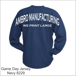 Game Day Jersey Navy