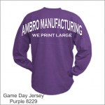 Game Day Jersey Purple