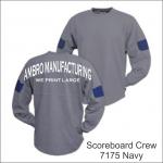 Scoreboard Crew Navy