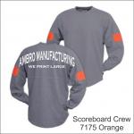 Scoreboard Crew Orange