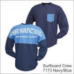 Surfboard Crew Navy Blue