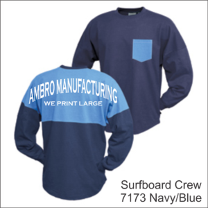 Surfboard Crew Navy Blue