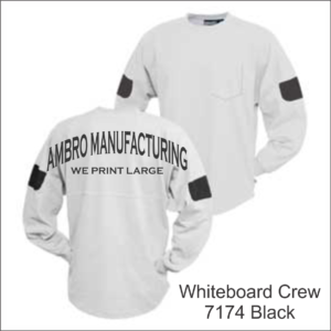 Whiteboard Crew Black