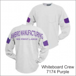 Whiteboard Crew Purple