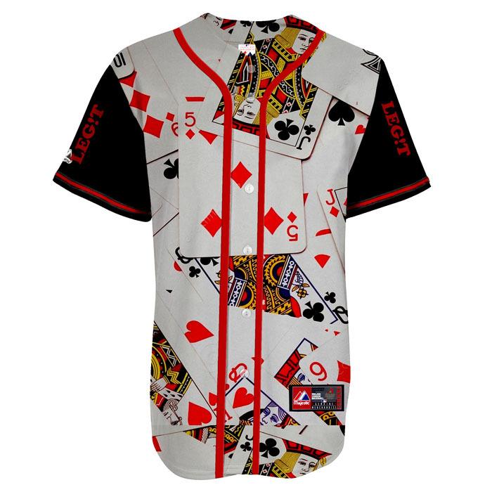 custom design baseball jerseys dye sublimated jerseys