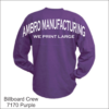 Billboard Crew Shirts Wholesale