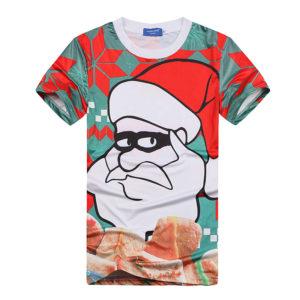 Oversized Printed T Shirts