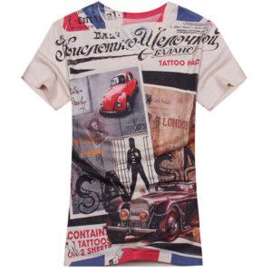 Full Printed Clothing