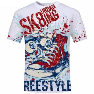 All Over Shirt Print