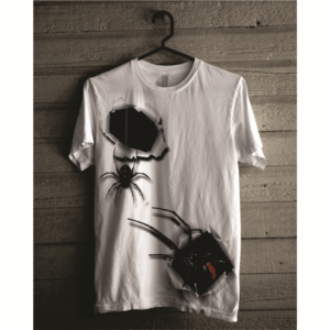 Allover Print T Shirt