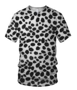 Print All Over T Shirt