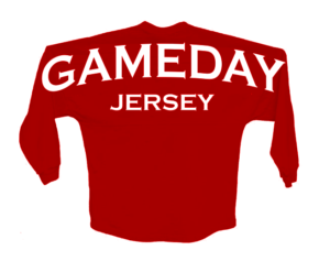 Custom Game Day Jerseys
